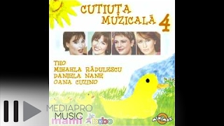 getlinkyoutube.com-Cutiuta Muzicala 4 - Oana Cuzino si Mihaela Radulescu - Omul de zapada