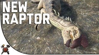 getlinkyoutube.com-NEW EGG-EATING RAPTOR/OVIRAPTOR - Ark Survival Evolved PVP Server (Season 4 Part 13)