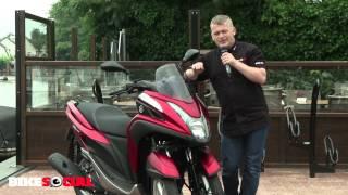getlinkyoutube.com-Bike Social tests the new Yamaha Tricity