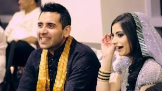 getlinkyoutube.com-Fahad & Shamsa Wedding Highlights