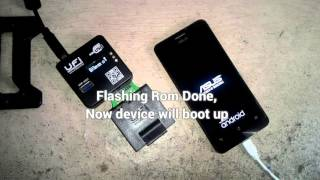 getlinkyoutube.com-Complete Step How To Replace EMMC Asus Zenfone 5 using KMVTU 16GB with UFiBOX
