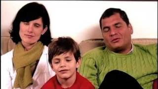 getlinkyoutube.com-Mensaje de Navidad del Presidente Rafael Correa