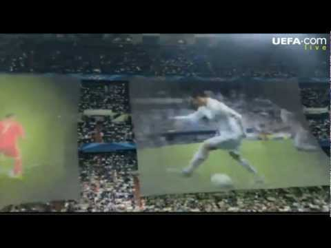 UEFA Champions League 2012 - 2013 Intro