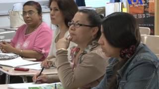 مهاجرین و یادگیری زبان دوم در آمریکا