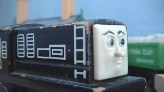 getlinkyoutube.com-Thomas Wooden Remake - Pop Goes the Diesel