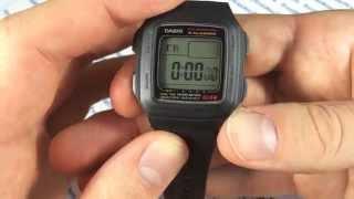 getlinkyoutube.com-Обзор на часы Casio F-201WA-1A - видеообзоры недорогих часов от presidentwatches.ru