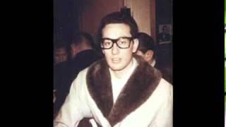 getlinkyoutube.com-Buddy Holly - WORDS OF LOVE  - Original song