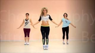 "getlinkyoutube.com-Maître Gims ""Bella"" Choreography - MaRina MaRTuLLO"