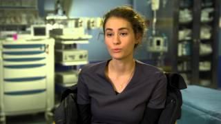 getlinkyoutube.com-Chicago Med: Rachel Dipillo Behind the Scenes TV Interview