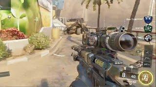 getlinkyoutube.com-Black Ops 3 Sniper Gameplay! (COD BO3 Multiplayer Footage Locus E3 2015)