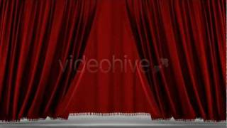 getlinkyoutube.com-VERY REALISTIC OPENING RED CURTAIN - CINEMATIC AFTER EFFECTS TEMPLATE