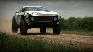 getlinkyoutube.com-Local MotorsRally Fighter Vs Air Boat - Top Gear USA - Series 2