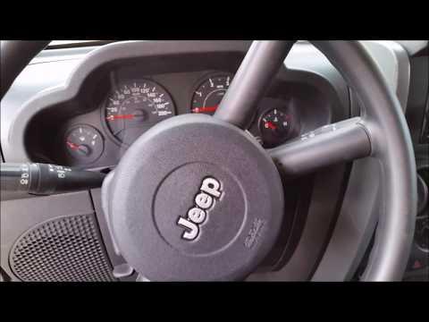 Jeep Wrangler 2.8CRD 2008 - Затрудненный запуск