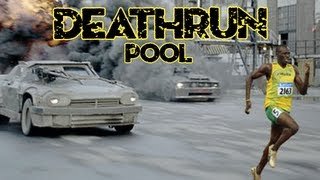 Cod 4 Mods: Death Run on Pool (Live Commentary/Gameplay)