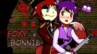 getlinkyoutube.com-foxy x bonnie (fonnie ) fnaf
