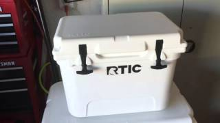 getlinkyoutube.com-Rtic Cooler Review