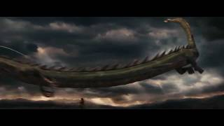 Real Dragon Ball Fights Spotted Over City Goku Vegeta Omega Shenron Alpha Shenlong Ultra Porunga