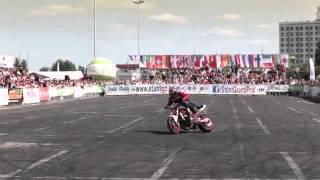 getlinkyoutube.com-Thala  Ajith Motorbike Riding At Its Best - 2002