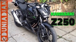 My New Bike: Kawasaki Z250