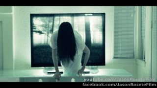 getlinkyoutube.com-SCARY MOVIE PRANK (THE RING GRUDGE FUNNY GHOST)