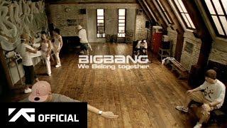 getlinkyoutube.com-BIGBANG - WE BELONG TOGETHER M/V