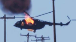 getlinkyoutube.com-Helicopter Crashes Compilation 1440p - ARMA 3