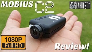 Mobius C2 vs Amkov AMK5000S - Action Camera - [Review] - 1080P - Wide Angle - Gearbest.com