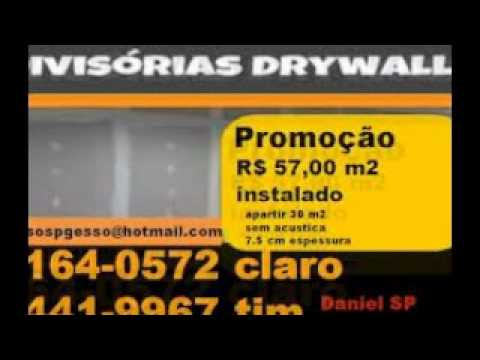 drywall forros sp so paulo