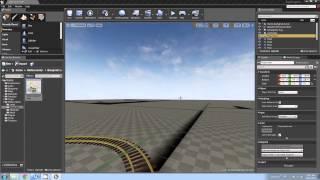 getlinkyoutube.com-UE4 Tutorial: Rollercoaster Plugin