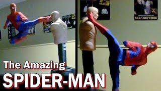 getlinkyoutube.com-Taekwondo Spiderman Flips & Kicks (original)