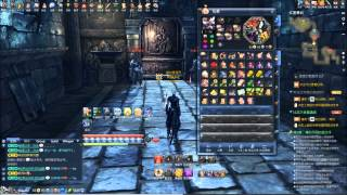getlinkyoutube.com-{Blade & Soul} Warlock Solo Red Lotus/Ancient Tomb/Sacrificial Tomb 红莲