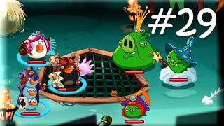 getlinkyoutube.com-Angry Birds Epic - KING PIG'S CASTLE FINAL KING BOSS - Angry Birds Part 29