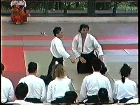Aikido - Tribute to Tamura Shihan