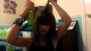 getlinkyoutube.com-3 easy emo hairstyles