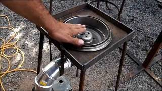 The Brazzell Mini-Forge