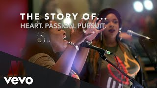 The Story Of... Heart. Passion. Pursuit. Episode 5 (Your Spirit Feat. Kierra Sheard) width=