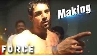 getlinkyoutube.com-Force | John Abraham Shirtless Fight Scene | Making