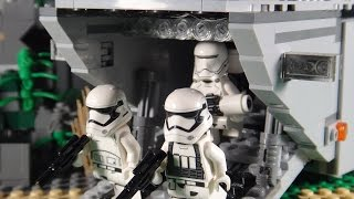 getlinkyoutube.com-LEGO STAR WARS PART 1 - WRATH OF THE FIRST ORDER