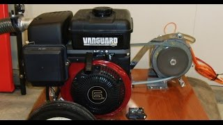 getlinkyoutube.com-DIY 12V Generator Charger - 10 Demonstration and How to Build