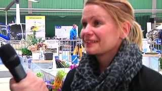 Yrkes-SM - Florister - Intervju med domare Heidi Mikkonen