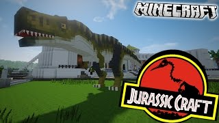 "getlinkyoutube.com-JURASSIC WORLD MINECRAFT ! | Présentation du mod ""JURASSICRAFT V2""! - [1.7.10]"