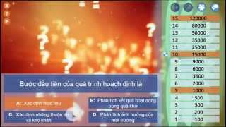 getlinkyoutube.com-Ai Là Triệu Phú - PowerPoint