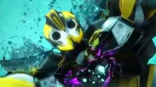 getlinkyoutube.com-TFP Deadlock Optimus Prime Vs Megatron