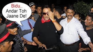 Jackie Shroff's FUNNY Moments With Media