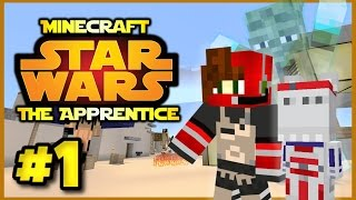 STAR WARS ► Episode 1 - An Unexpected Visit (Minecraft Roleplay)