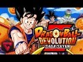 DRAGON BALL Z DEVOLUTION: SAGA SAYAN