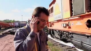 getlinkyoutube.com-La dégarnisseuse RM900 COLAS Rail