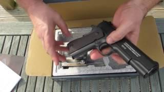getlinkyoutube.com-umarex colt 1911 a1 limited edition pistol