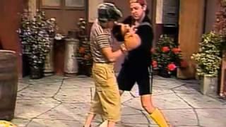 """getlinkyoutube.com-El Chavo del Ocho """"Clases De Boxeo"""" Episodio Completo"""