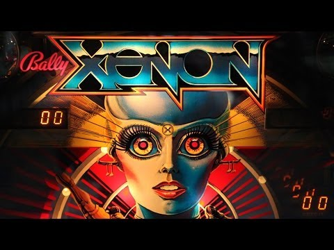 Classic Game Room - XENON pinball machine review